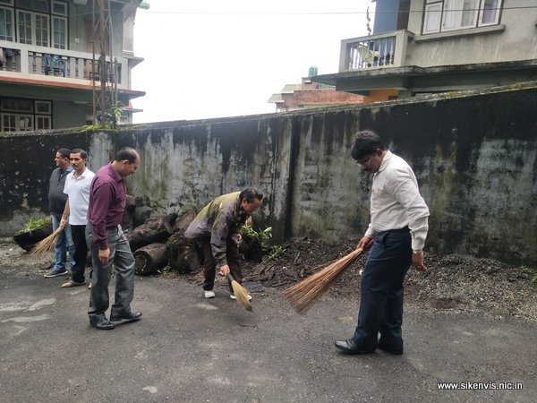 Home: ENVIS Centre Sikkim - Status of Environment and Related Issues