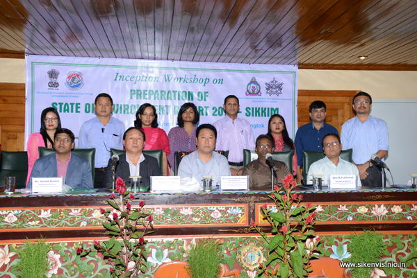 Inaugural seesion of the inception Workshop