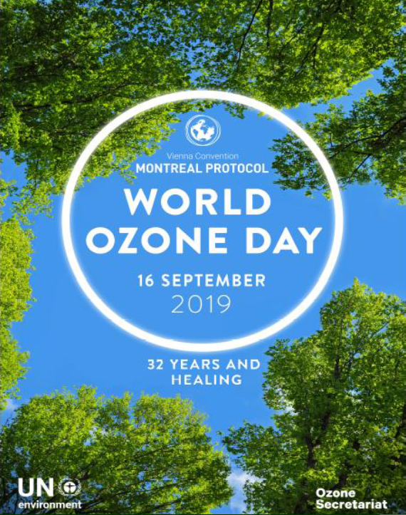 International Day for the preservation of Ozone