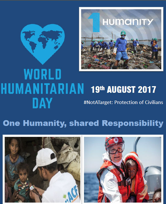 World Humanitarian Day 2017