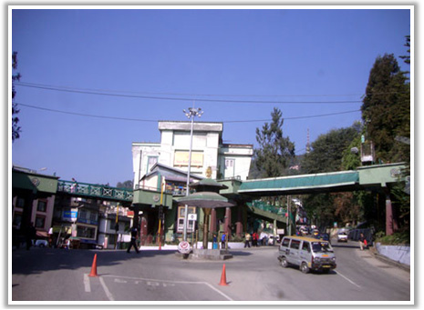 Gangtok-Hospital dara