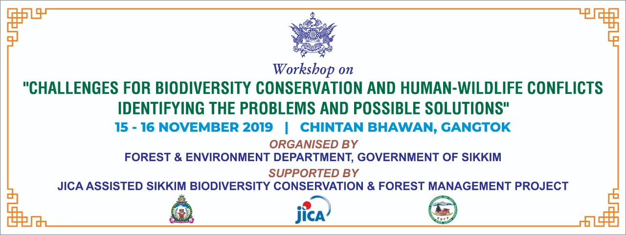 Workshop on Biodiversity Conservation through  addressing Human-Animal Conflicts