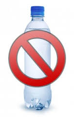 water bootle ban