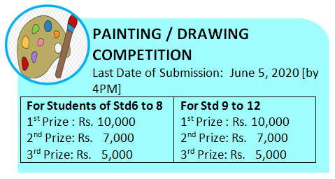 painting/ drawing compettion